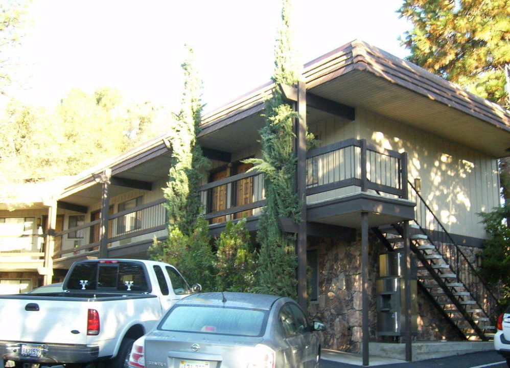 Außenansicht Best Western Plus Yosemite Gateway Gasthof