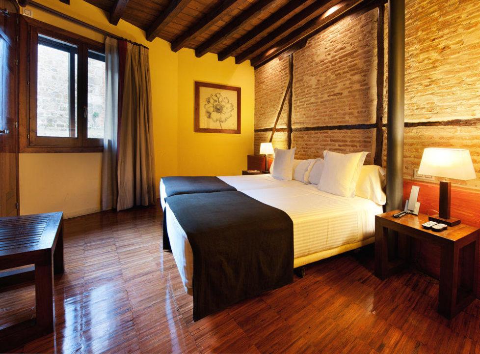 Habitación Rusticae Abad Toledo