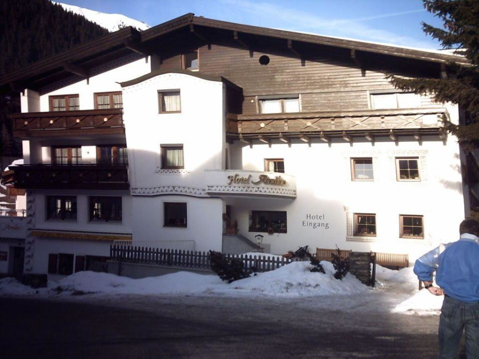 Hotel Arnika Ischgl Hotel Arnika