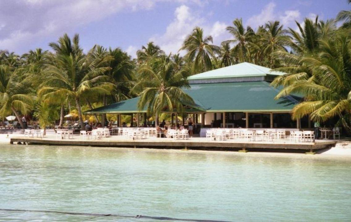 Meerufenfushi Strandbar Meeru Island Resort & Spa