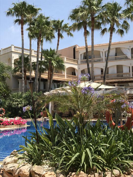 Gartenanlage hotel el coto colonia sant jordi holidaycheck mallorca spanien - Hotel el coto mallorca ...