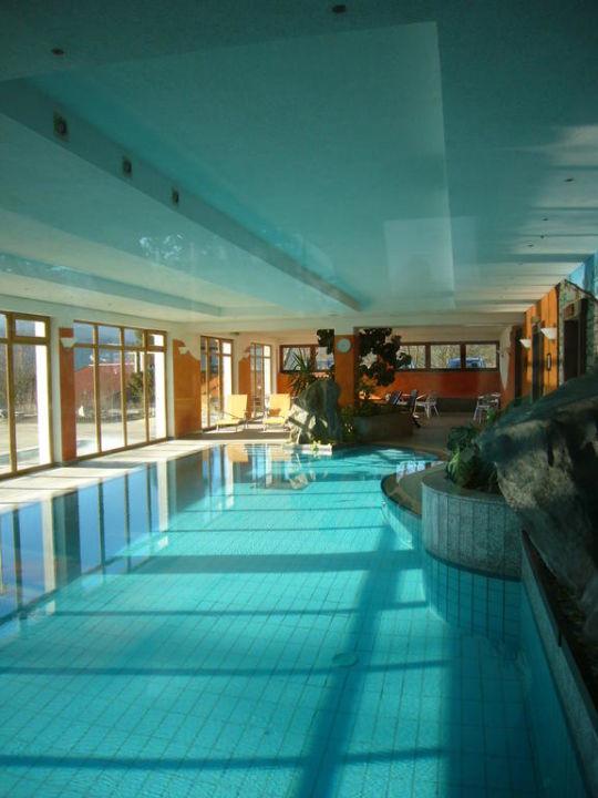 Schwimmbad Landhotel Arber Wellness Lohberg Holidaycheck