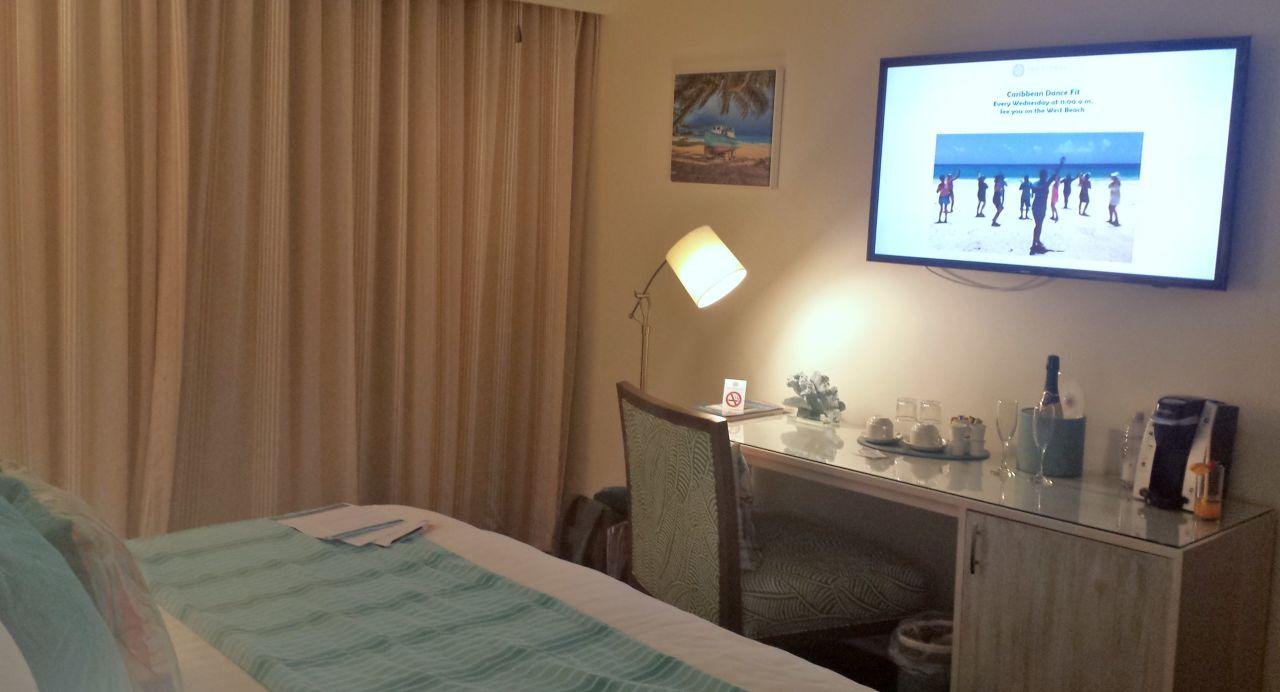 Zimmer Sea Breeze Beach House - All Inclusive