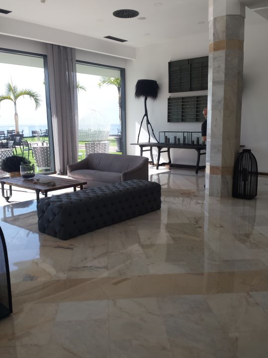 Lobby Hotel Baia Azul