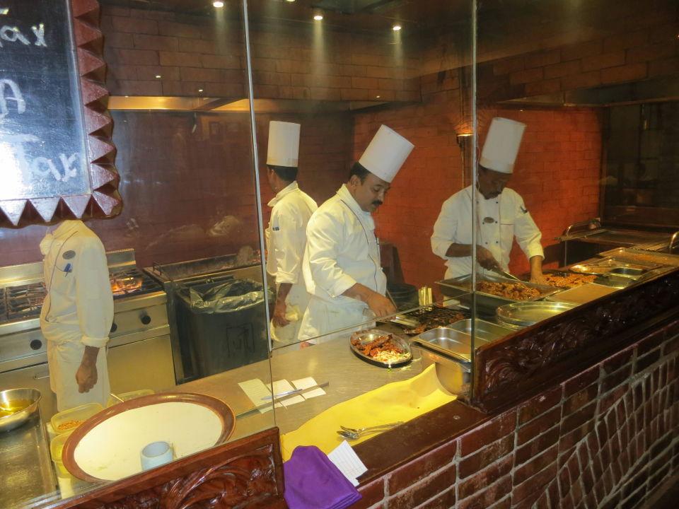 Schauk Che Im Pakistani Restaurant M Venpick Hotel Karachi In Karachi Holidaycheck