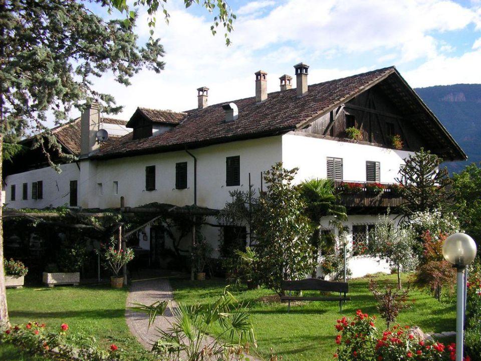 Der Schwarze Adler in Andrian Hotel Schwarzer Adler