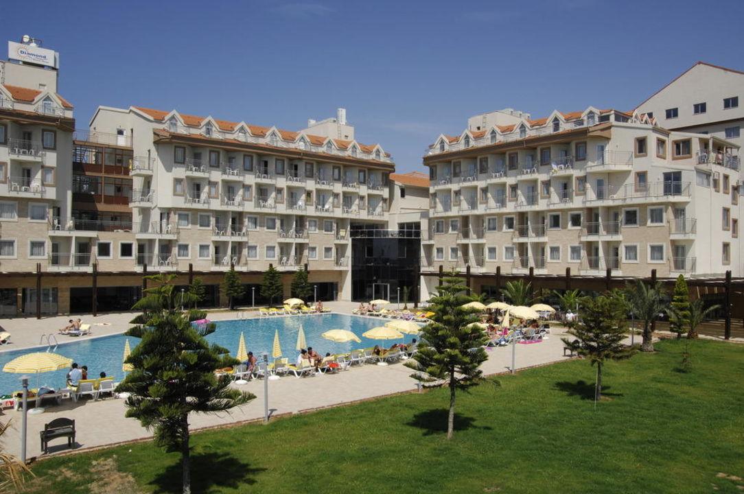 Aussenansicht Diamond Beach Hotel & Spa