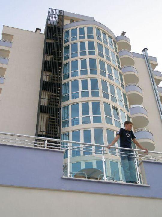 Merlin beach Kemalhan Beach Hotel