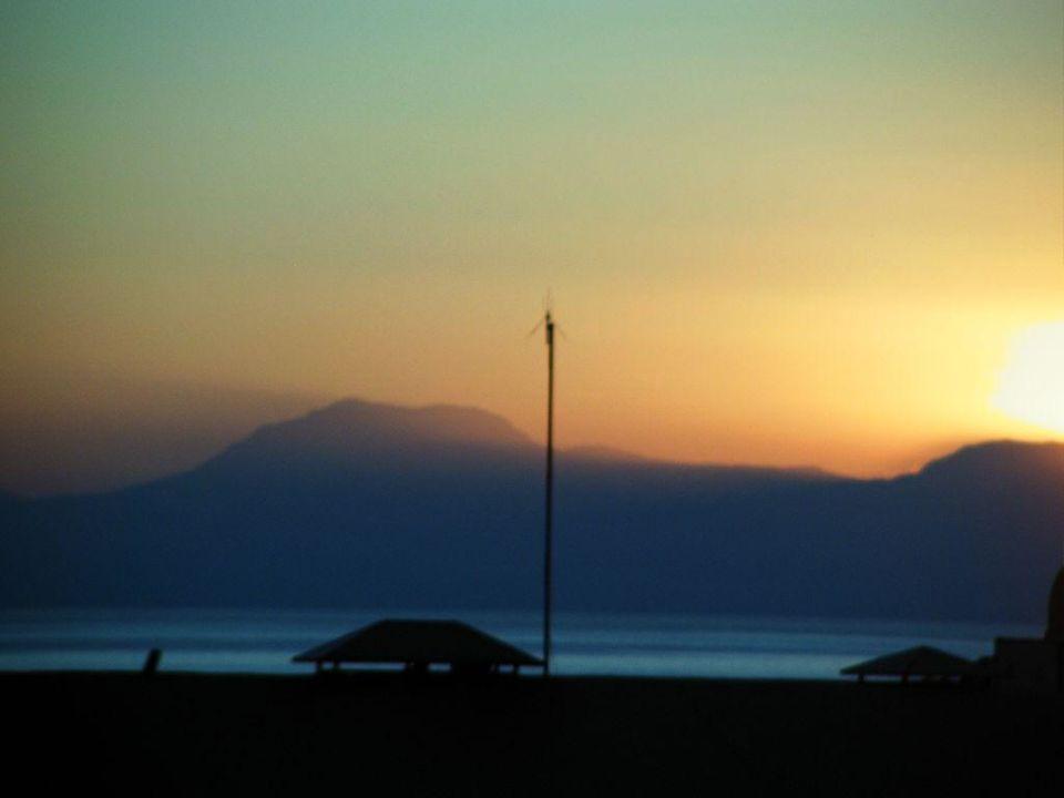 Sonnenuntergang Side Alegria Hotel & Spa