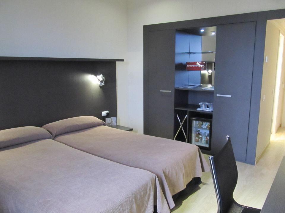 Zimmeransicht 617 Hotel Alimara