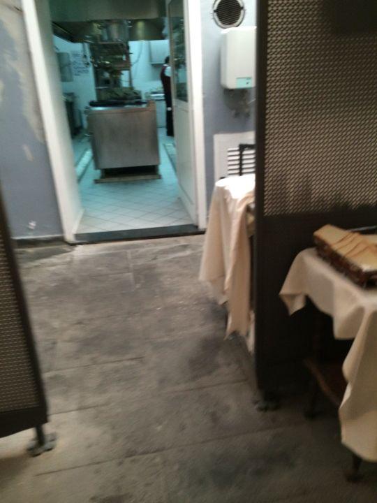 Einblick In Die Küche Hotel Real Orto Botanico Neapel