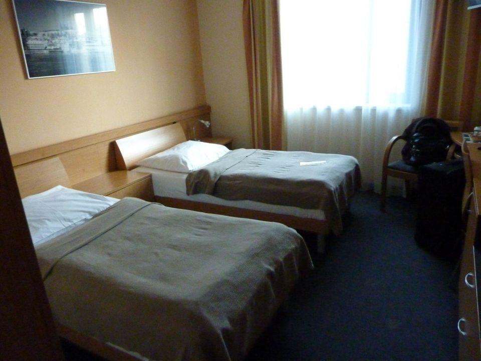 Zimmer Hotel Archibald City