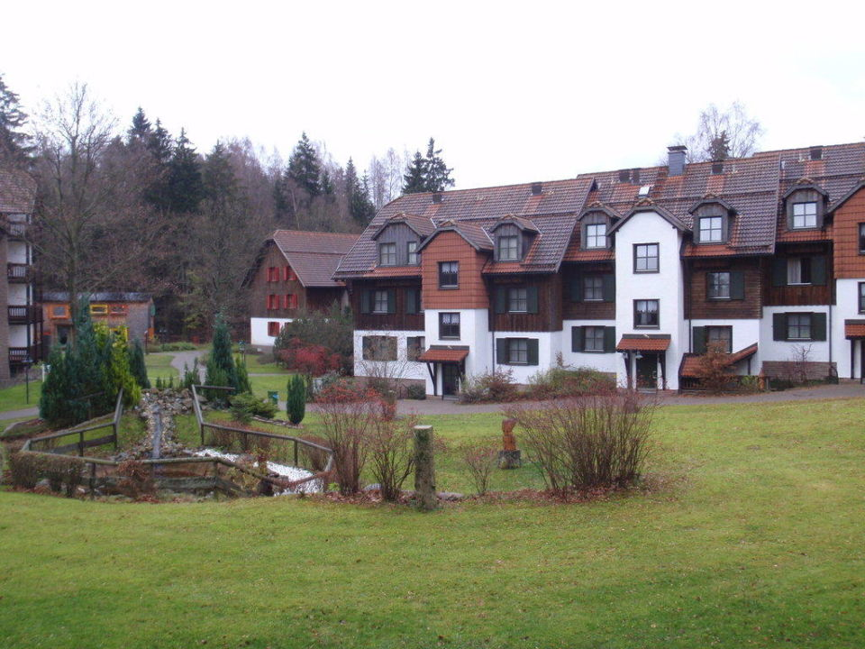 Von unserem Balkon Hapimag Resort Braunlage