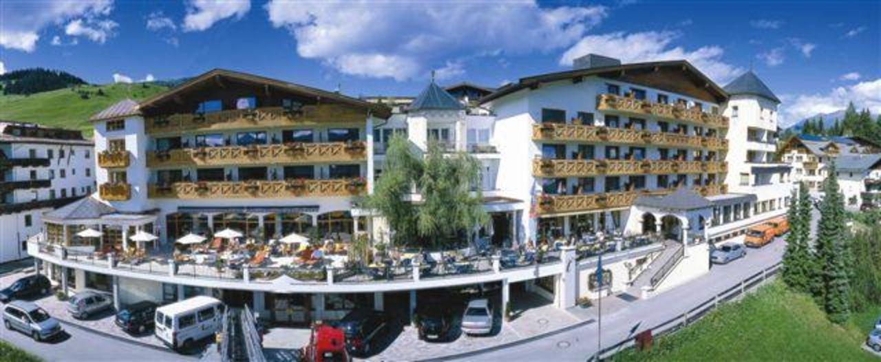 Hotel Cervosa Serfaus Hotel Cervosa