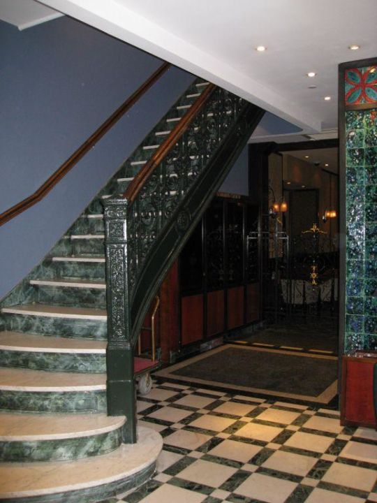 Lobby Hotel Washington Square