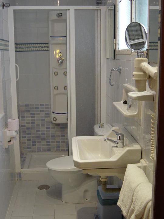 Baño Hostal Colon Antequera