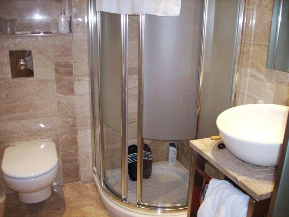 das neue Badezimmer\
