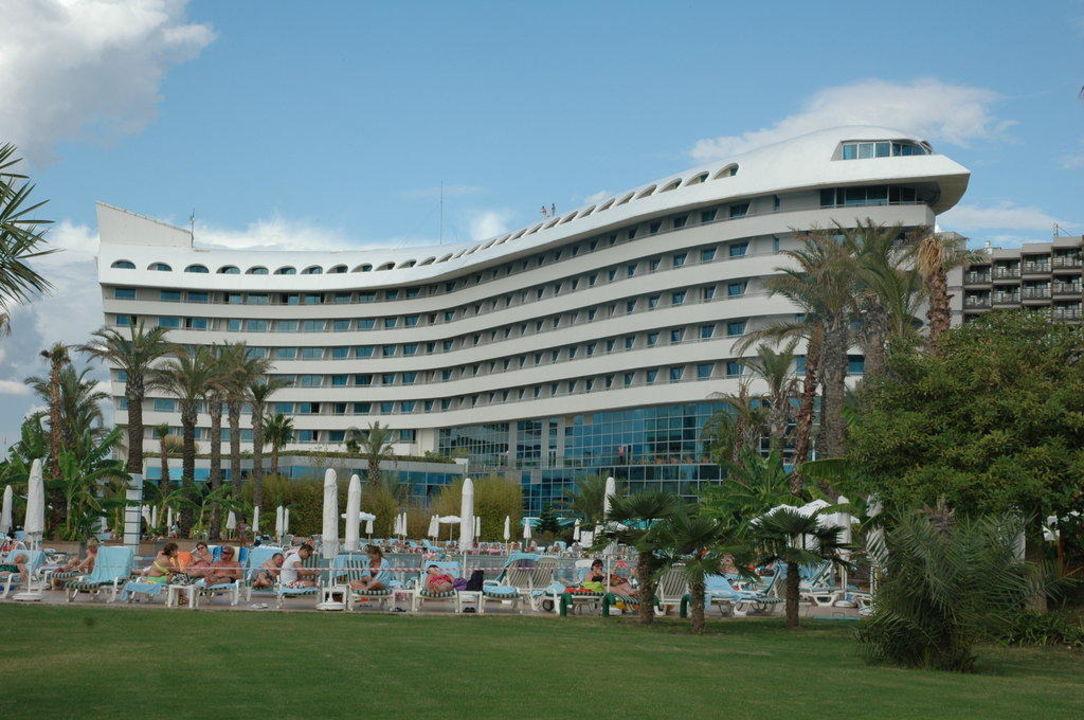Aussen Hotel Concorde De Luxe Resort
