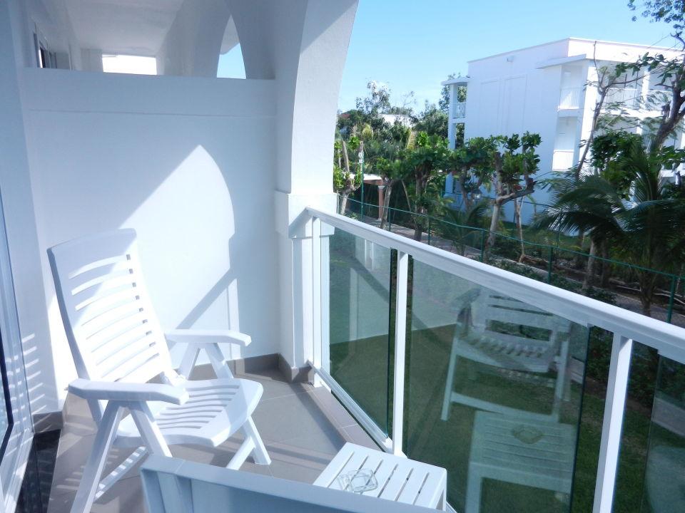 Charming Balkon Zur Außenseite Hotel Riu Palace Mexico