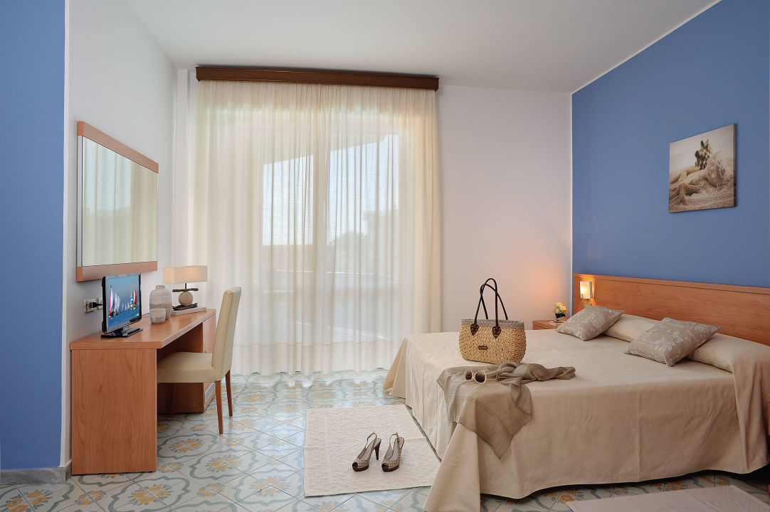 Comfort double room Hotel Raffy
