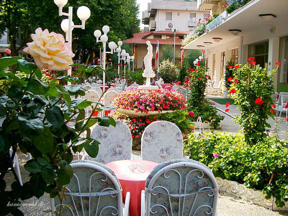 Die Reiseempfehlung für den Italienurlaub... Hotel Garden
