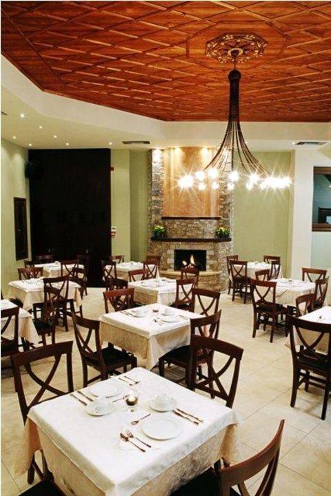 Breakfast room Montagna Verde Hotel