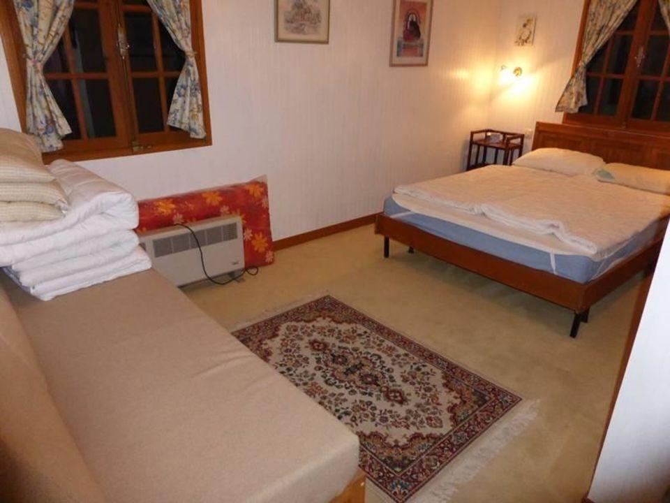 Das Große Schlafzimmer Mit 3 Betten Müllers Ferienwohnung Fkk