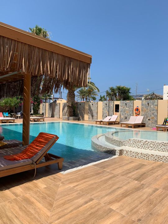 Pool Hotel High Beach