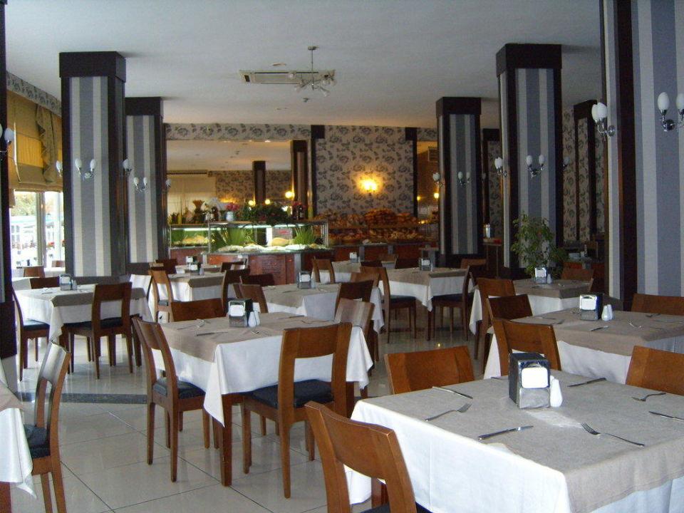 Speisesaal oberer Bereich Side Alegria Hotel & Spa