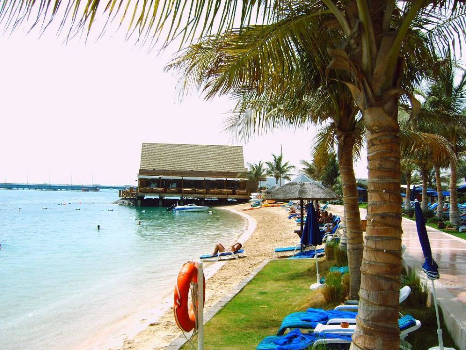 Strand Hotel Beach Rotana