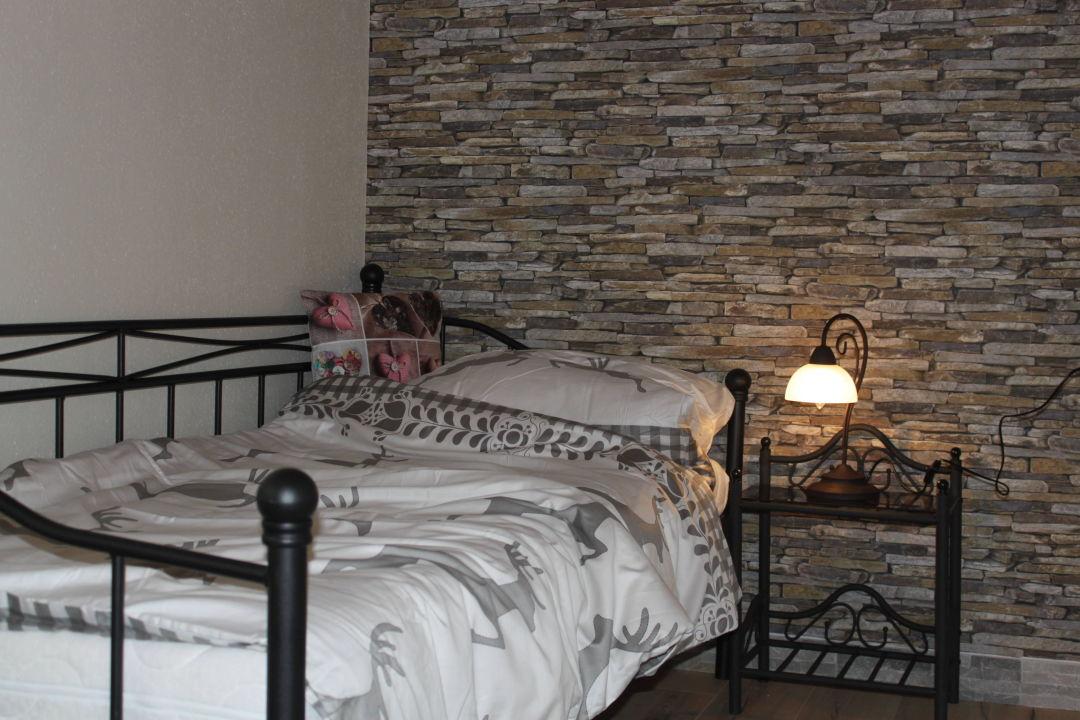 Schlafbereich Hütte FREIheit Traum Hütten für Zwoa