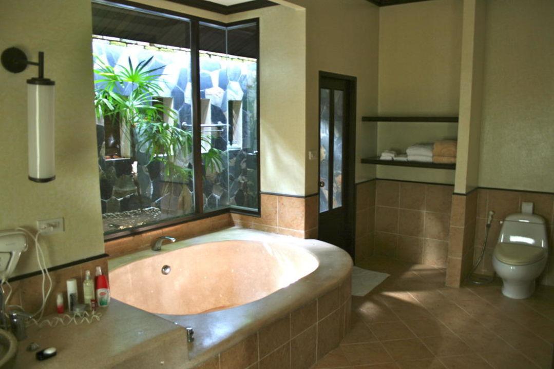 """Bild """"bad mit außendusche"""" zu hotel mukdara beach villa & spa ..."""