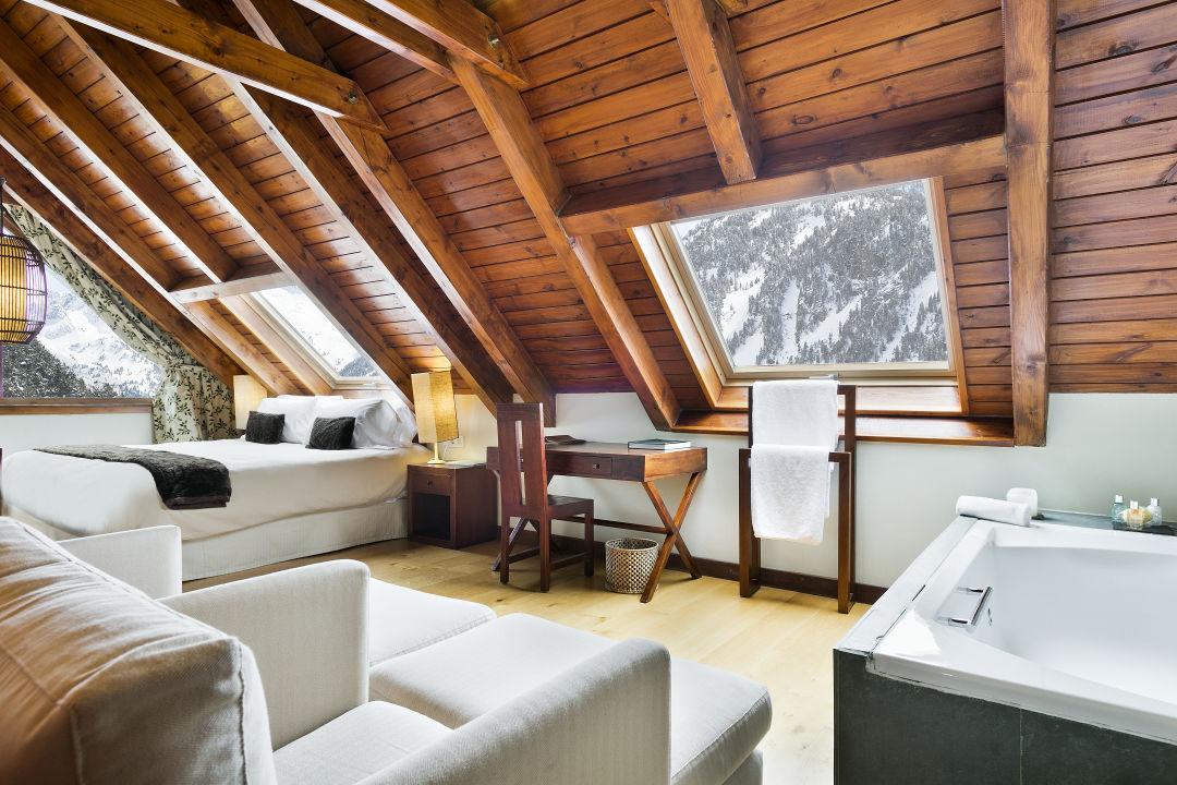 Zimmer Rafaelhoteles by La Pleta