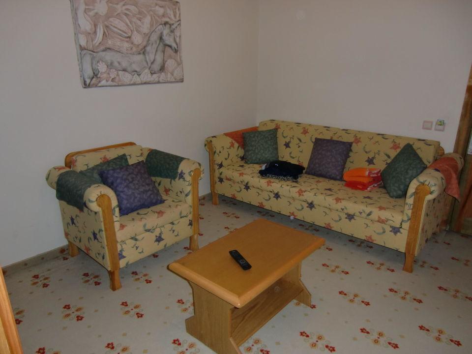 Einrichtung Zweites Zimmer Hotel Defne Garden Side Kumköy