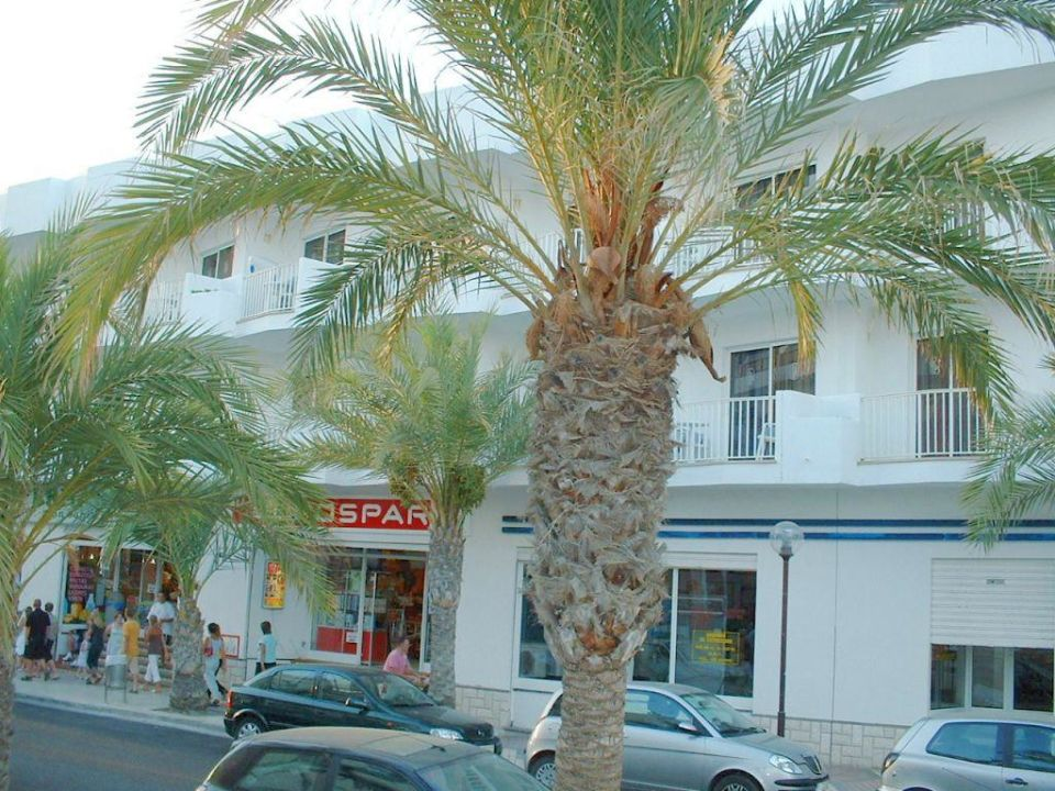 Supermarkt Gran Bahia Hotel & Apartments