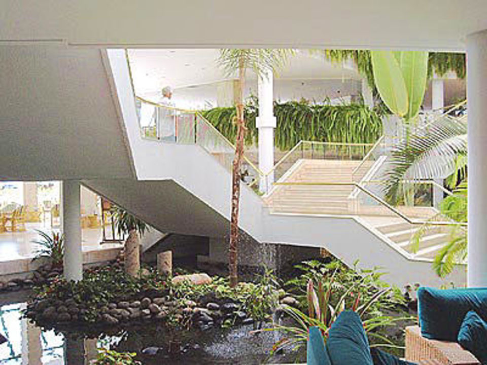 Hotelhalle Hesperia Lanzarote Playa Dorada
