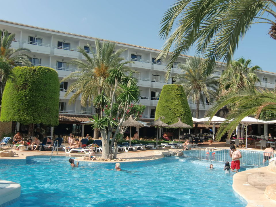 Mallorca  Schlafzimmer Hotel