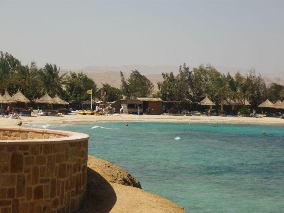 Badebucht Mövenpick Resort El Quseir