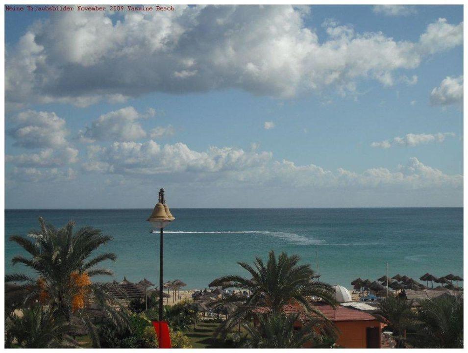 Traumhafter Ausblick Hotel Yasmine Beach Resort