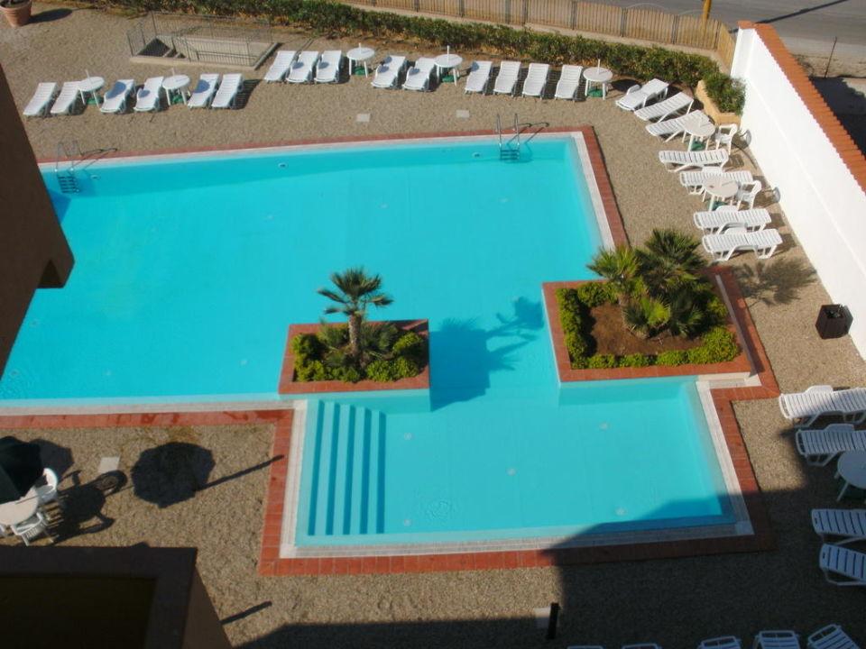 Pool Hotel Residence Antica Perla