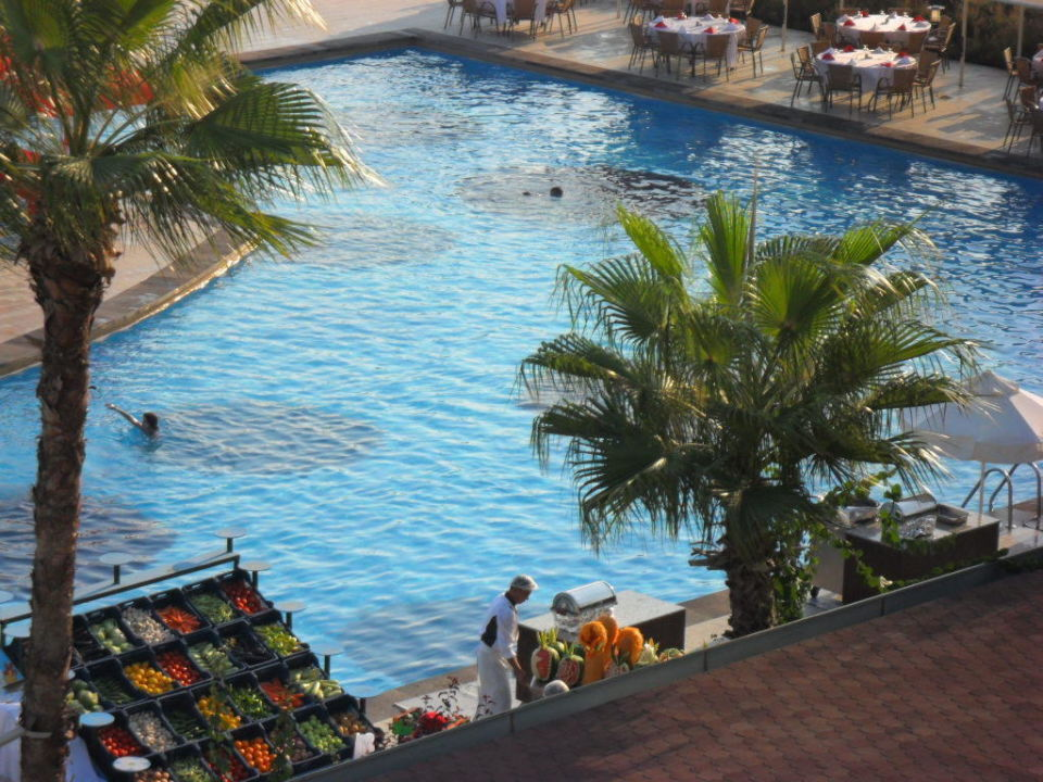Pool Mholiday Hotels Belek