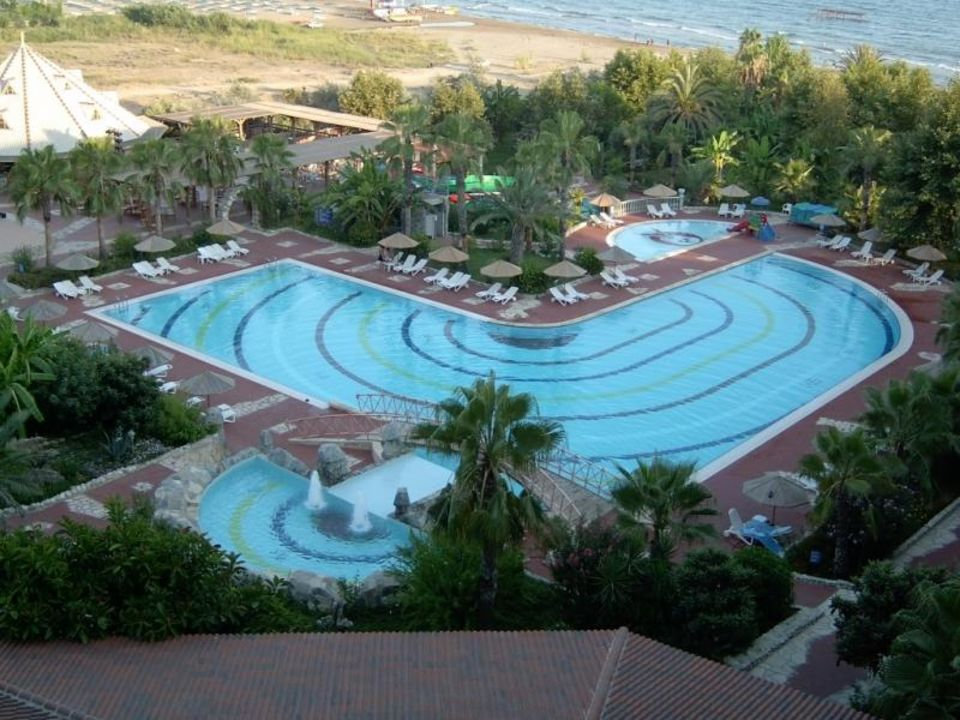 Defne Garden, Pool Hotel Defne Garden