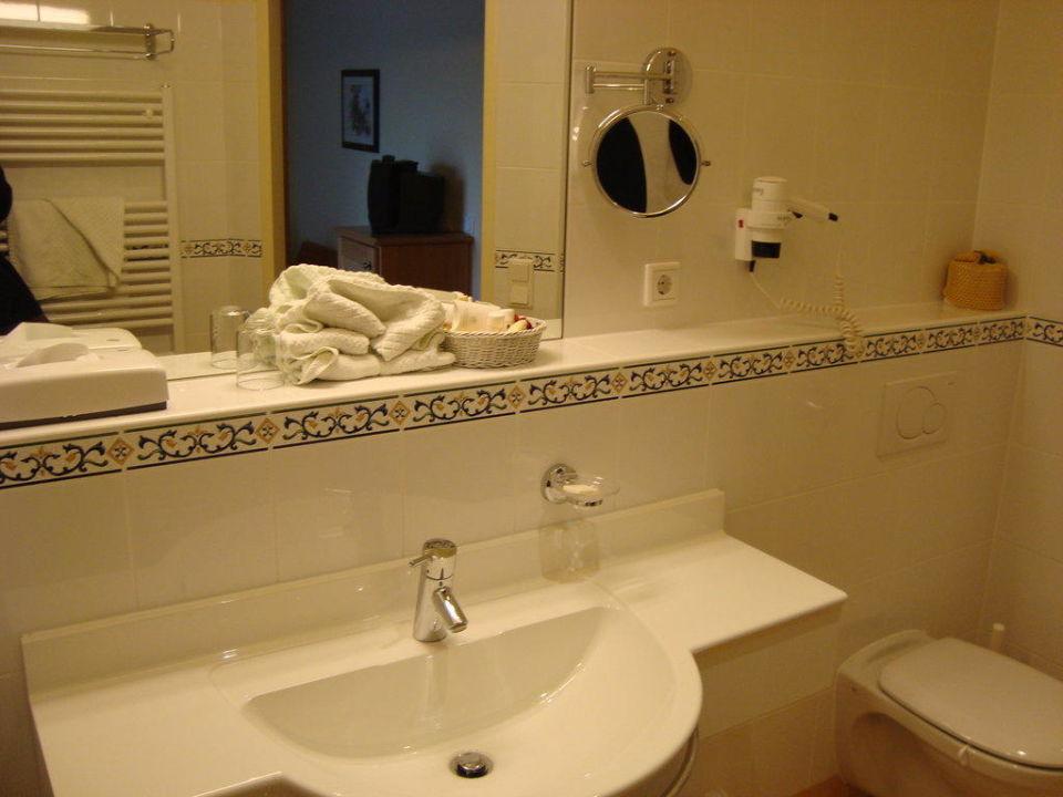 Bad im Zimmer 102 Hotel Garni Sonnleitn