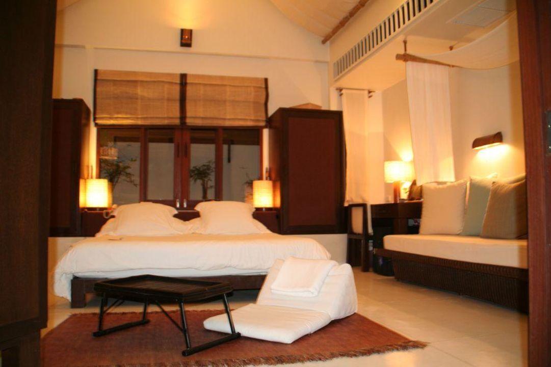Sala Pool Villa Schlafzimmer SALA Samui Resort U0026 Spa