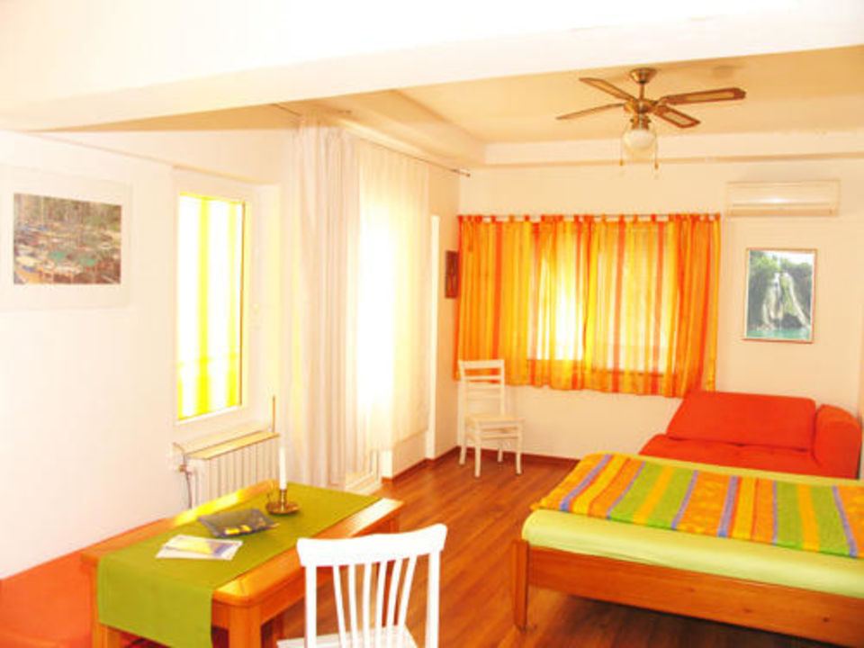 Zimmer mit Balkon Antalyaloft
