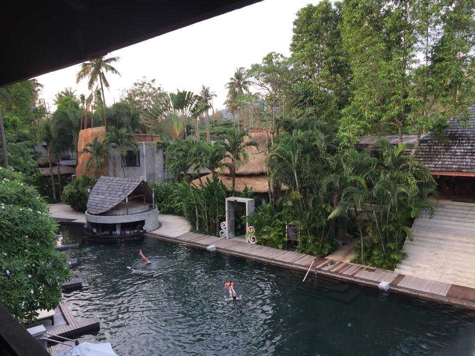 Ausblick Hotel The Dewa Koh Chang
