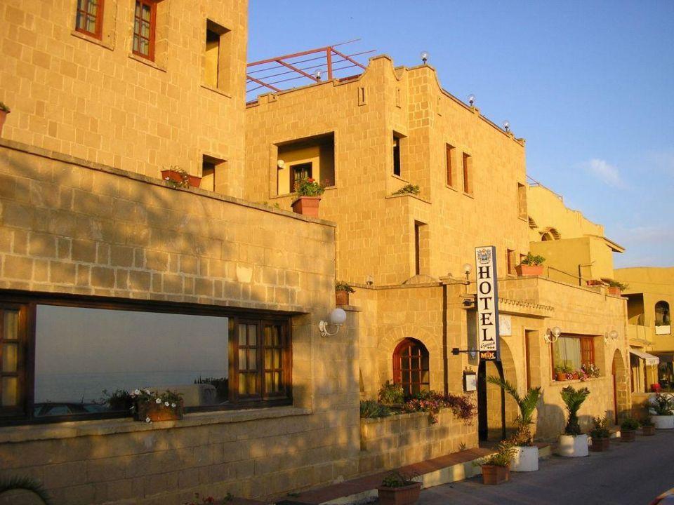 Hotel Garzia in Selinunt, Südwest-Sizilien Hotel Garzia