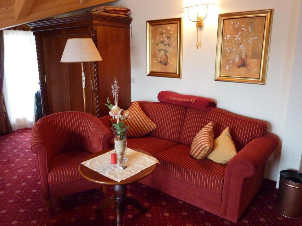 Romantik-Traumsuite Alpine Resort Goies