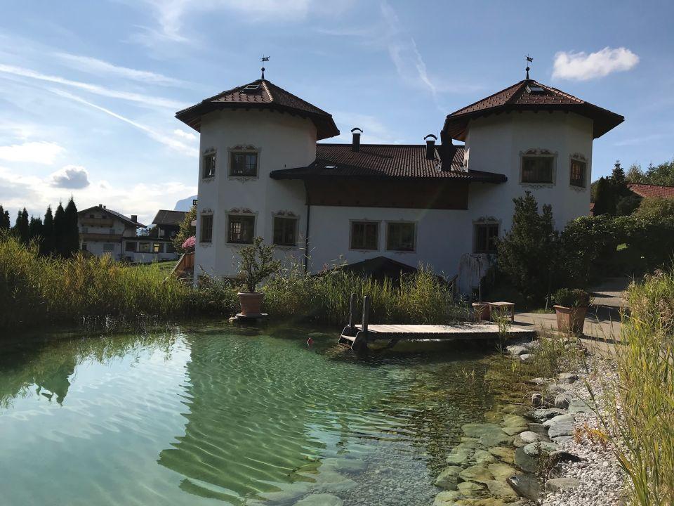 Außenansicht Hotel Leitenhof