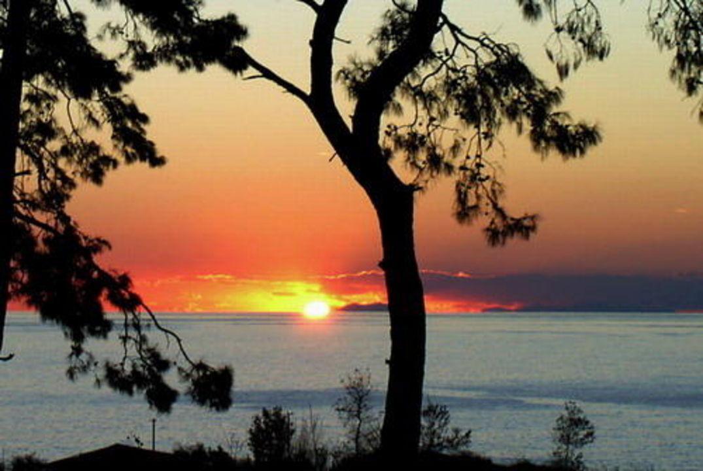 Sonnenuntergang in Incekum - Türkei Justiniano Club Park Conti